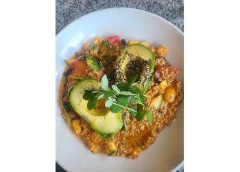 Hartford vegetarian restaurant Flora