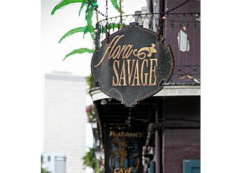 New Orleans florist Flora Savage