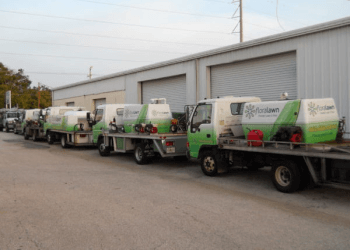 Lakeland landscaping company Floralawn