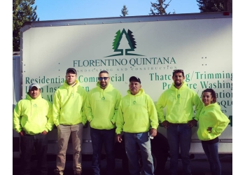 Bellevue landscaping company Florentino Quintana Landscaping and Construction