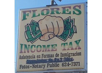Fort Worth tax service Flores Income Tax Services
