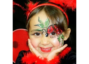 Pembroke Pines face painting Floresita Party Planner and Face Painting