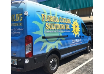 Cape Coral hvac service Florida Cooling Solutions, Inc.