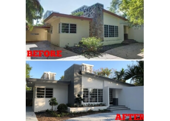 Fort Lauderdale painter Florida Painting Company