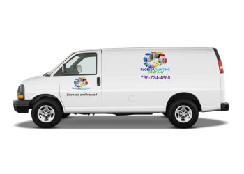 Miami painter Florida Painting Company