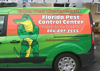 Fort Lauderdale pest control company  Florida Pest Control Center