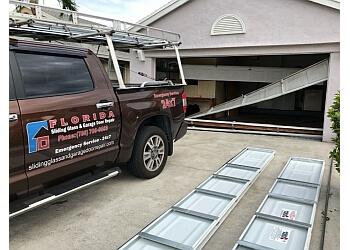 Hollywood garage door repair Florida Sliding Glass & Garage Door Repair