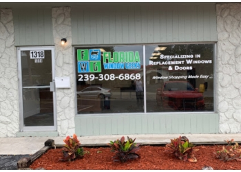 Cape Coral window company Florida Window Geeks