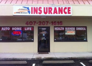 Orlando insurance agent Floridian Insurance Agency