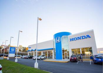 Winston Salem car dealership FLOW HONDA