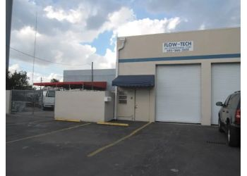 Miami hvac service FLOW-TECH AIR CONDITIONING CORP.