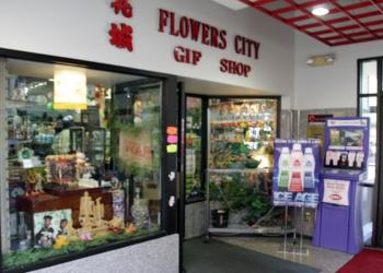 Cleveland gift shop Flower City Gift Shop
