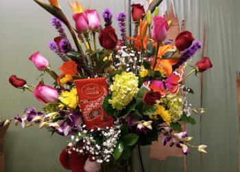 McAllen florist Flower Hut