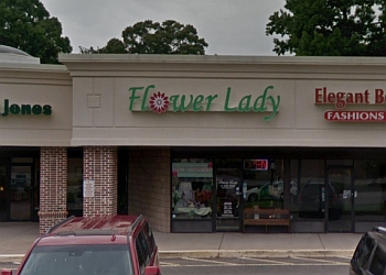 Flower Lady Virginia Beach Va