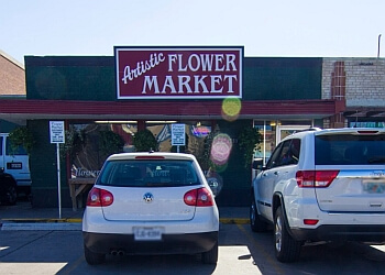 Fort Worth florist Flower Market on 7th Street