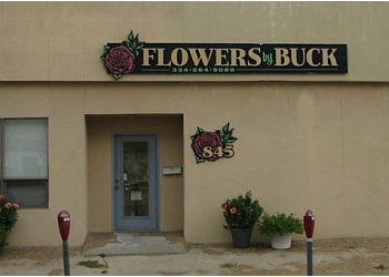 Montgomery florist Flowers By Buck