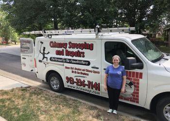 Kansas City chimney sweep  Fluesbrothers Chimney Service