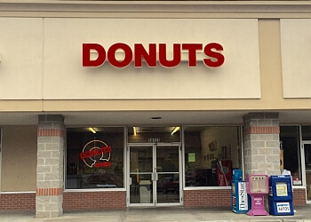 Kansas City donut shop Fluffy Fresh Donuts