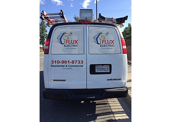 Long Beach electrician Flux Electric