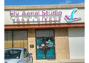 Montgomery yoga studio Fly Aerial Studio LLC