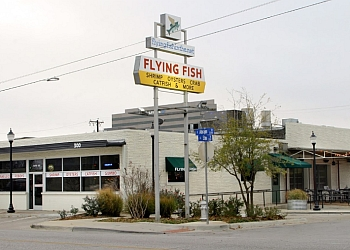 Arlington seafood restaurant Flying Fish
