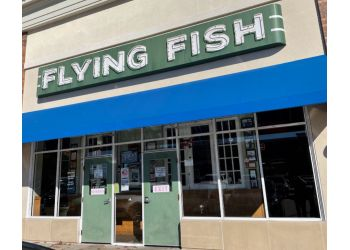 Garland Seafood Restaurant Flying Fish