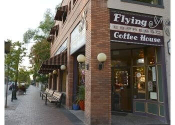 Boise City cafe Flying M Coffeehouse