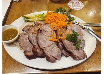 Savannah vietnamese restaurant Flying Monk Noodle Bar