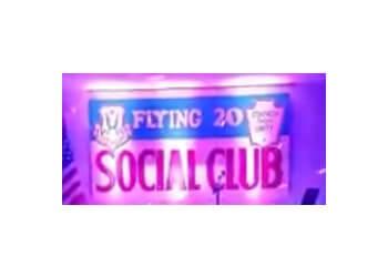 Hampton night club Flying Twenties Social Club