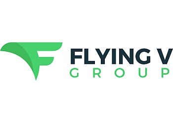 Irvine web designer Flying V Group