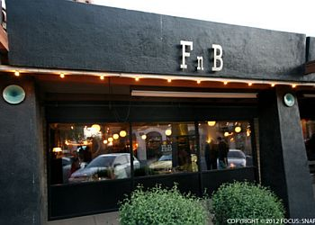 Scottsdale american cuisine FnB Restaurant