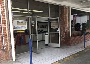Long Beach dry cleaner Foasberg Laundry & Cleaners, Inc.