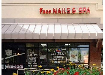 Fort Collins nail salon Foco Nails & Spa