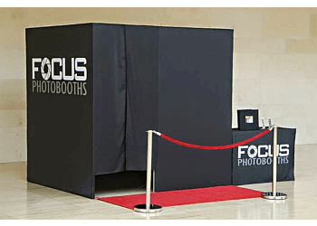 Madison photo booth company Focus Photobooths
