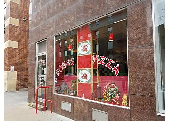 Des Moines pizza place Fong's Pizza