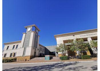 Fontana landmark Fontana Lewis Library & Technology Center