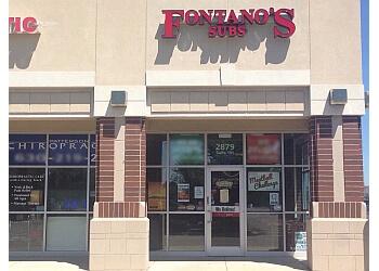 Naperville sandwich shop Fontano's Subs