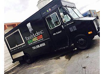 Miramar food truck Food Dude Fresh Jerk Grill, Inc.
