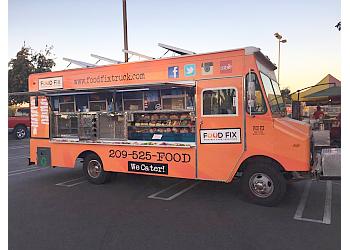 Modesto food truck Food Fix Truck