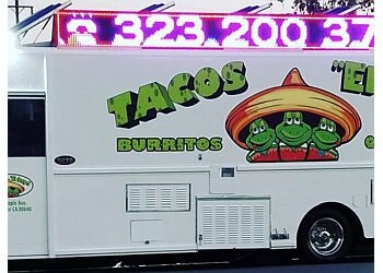 Long Beach food truck Food Truck Tacos El sapo