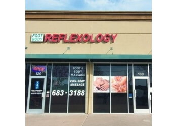 Elk Grove massage therapy Foot & Body Reflexology 2