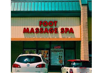 Evansville massage therapy Foot Massage Spa