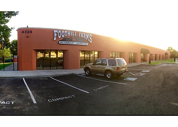 Sacramento veterinary clinic Foothil Farms Veterinary Hospital