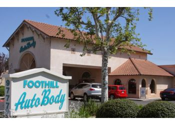 Rancho Cucamonga auto body shop Foothill Auto Body