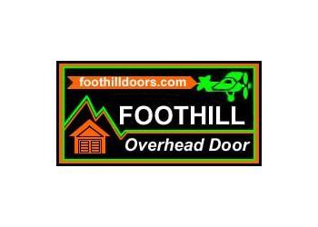 Pasadena garage door repair Foothill Overhead Door