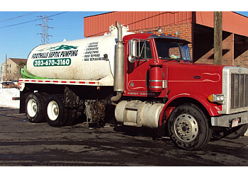 Denver septic tank service Foothills Septic Pumping