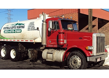Lakewood septic tank service Foothills Septic Pumping
