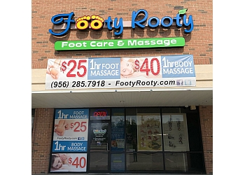 Laredo massage therapy Footy Rooty