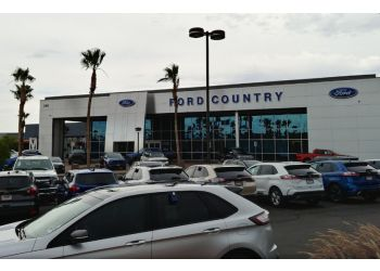 Henderson car dealership Ford Country