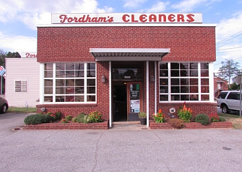 Greensboro dry cleaner Fordham's Cleaners
